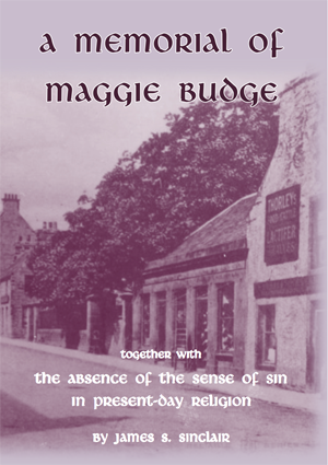 A Memorial of Maggie Budge